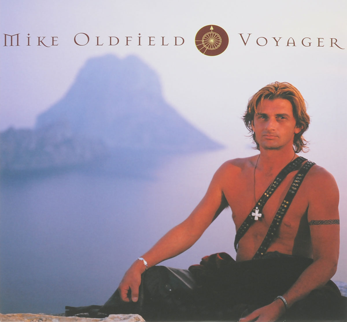 Майк Олдфилд Mike Oldfield. Voyager (LP) виниловая пластинка mike oldfield tubular bells ii