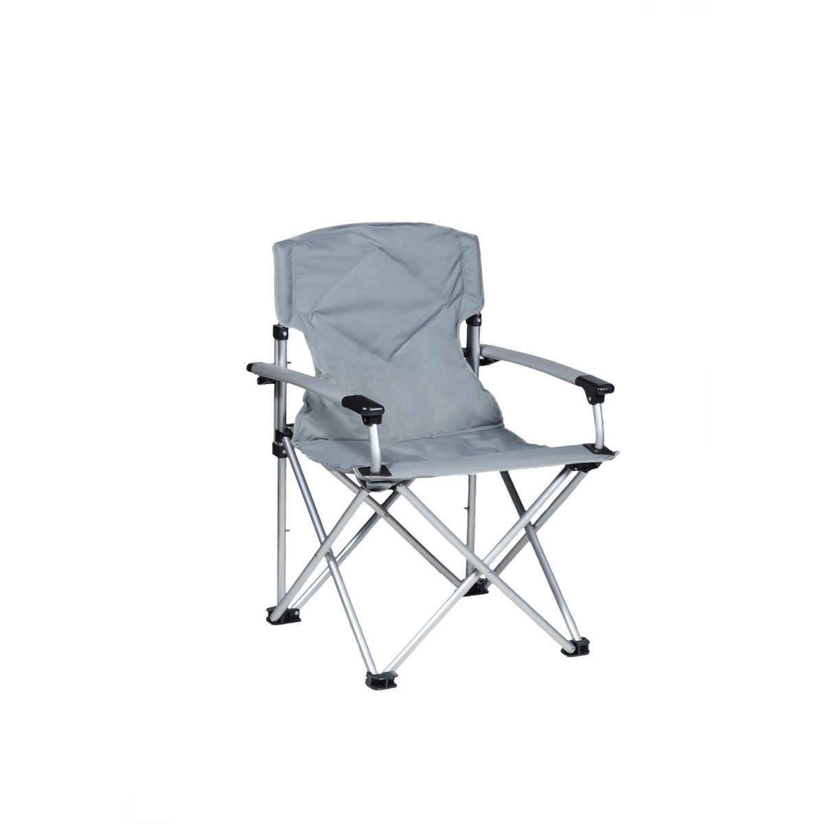 Кресло складное Green Glade M2306, 65 см х 66 см х 95 смМ2305Складное кресло Green Glade M2306 предназначено для создания комфортных условий в туристических походах, рыбалке и кемпинге. Особенности: Компактная складная конструкция. Прочный стальной каркас 25/21,5 мм. Прочный полиэстер + ПВХ с набивкой из пеноматериала. Пластиковые подлокотники. Чехол для переноски и хранения.