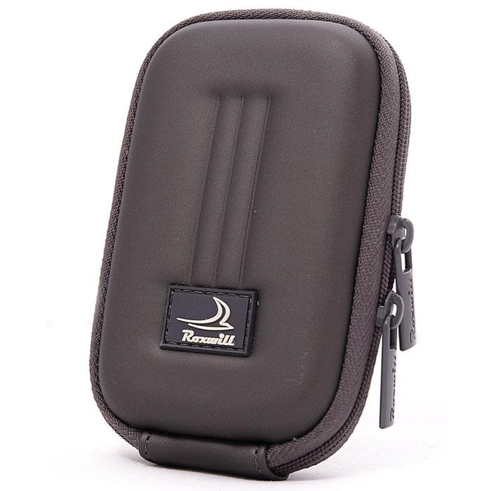 Roxwill B10, Dark Grey чехол для фото- и видеокамер сумка для фотоаппарата roxwill neo10 grey