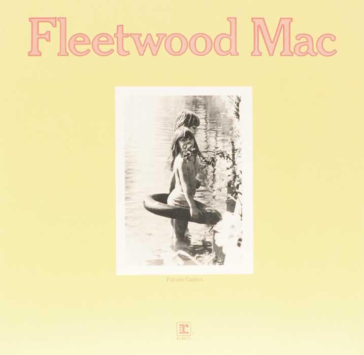 Fleetwood Mac Fleetwood Mac. Future Games (LP) fleetwood mac fleetwood mac kiln house