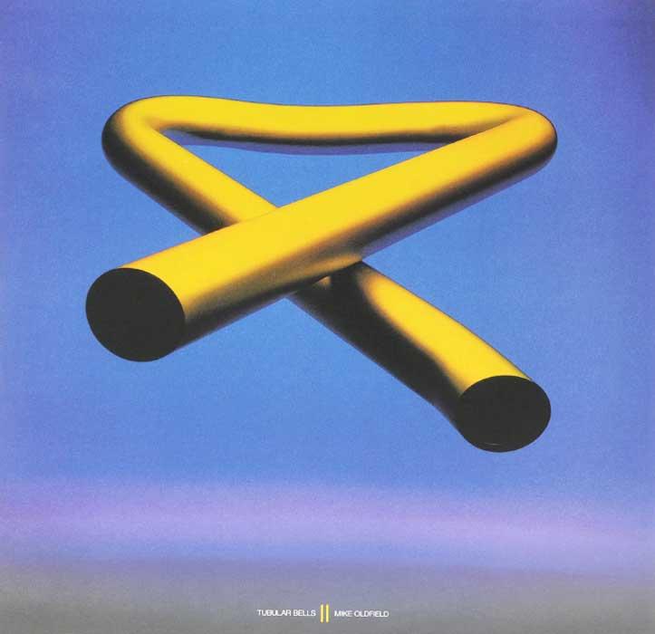 Майк Олдфилд Mike Oldfield. Tubular Bells II (LP)