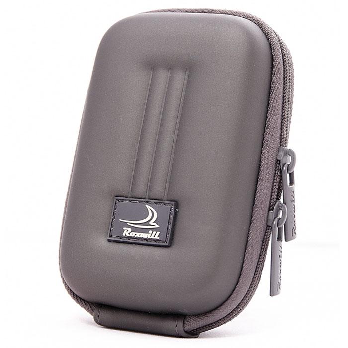 Roxwill B40, Dark Grey чехол для фото- и видеокамер сумка для фотоаппарата roxwill neo10 grey