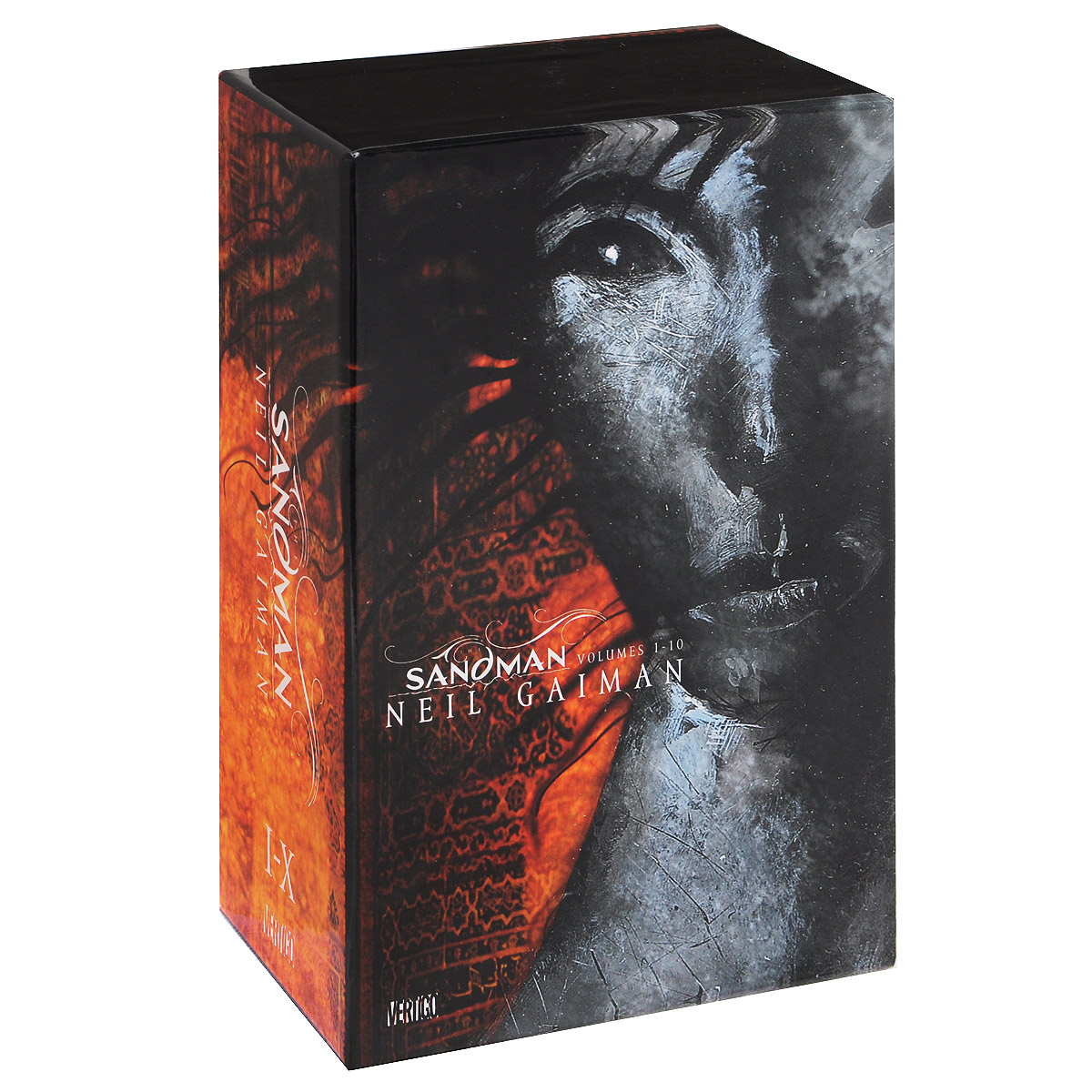 Sandman: Volume 1-10: Slipcase Set the absolute sandman volume 1