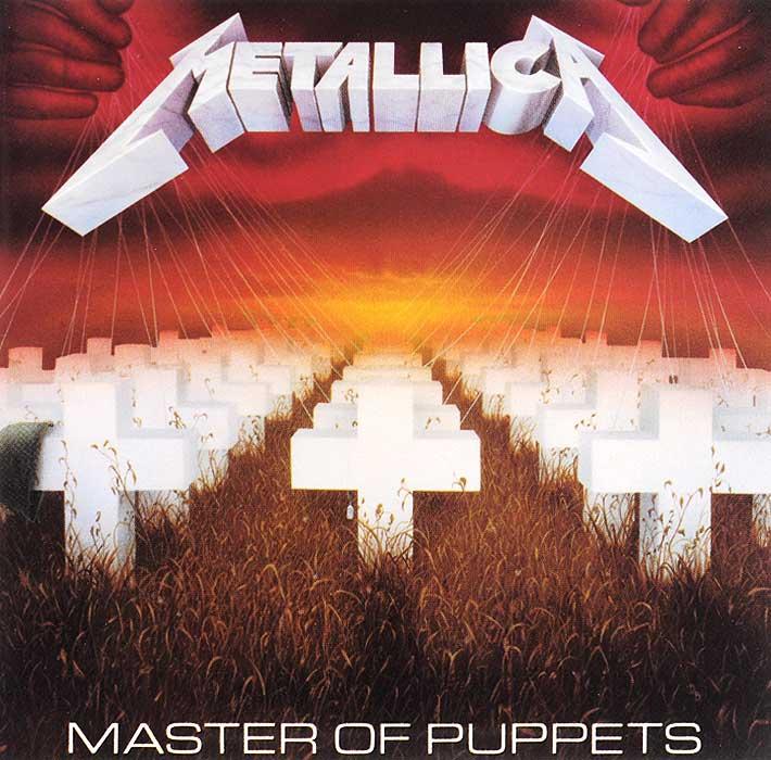 Metallica Metallica. Master Of Puppets