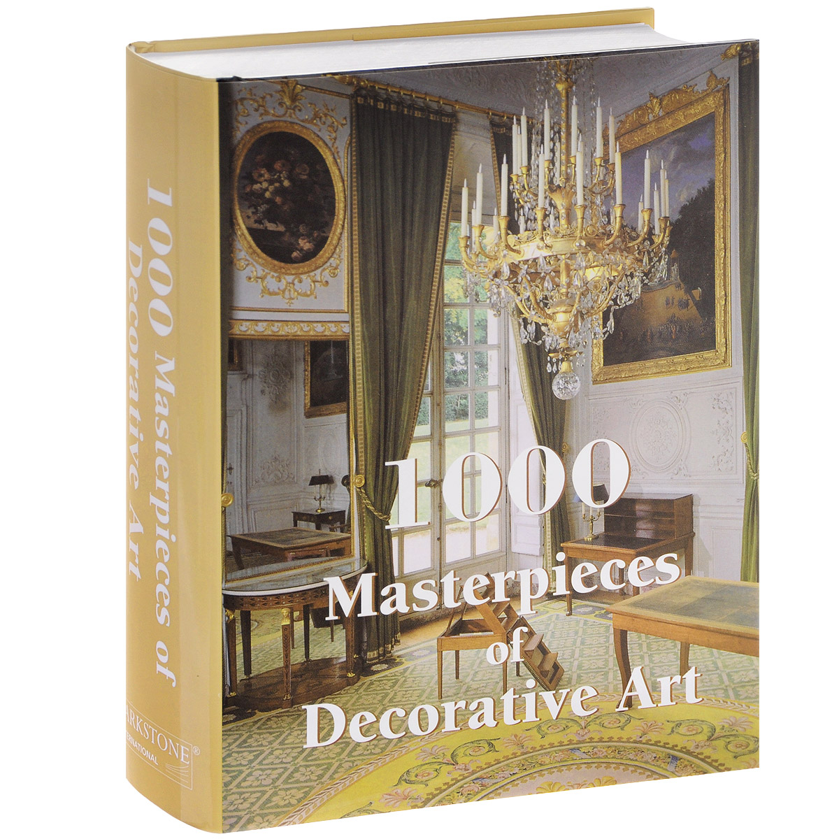 1000 Masterpieces of Decorative Art the art treasures from mosсow museums