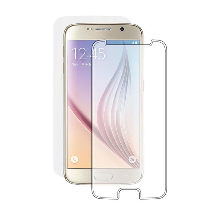 Deppa защитное стекло для Samsung Galaxy S6, Clear galaxy s6 в москве купить