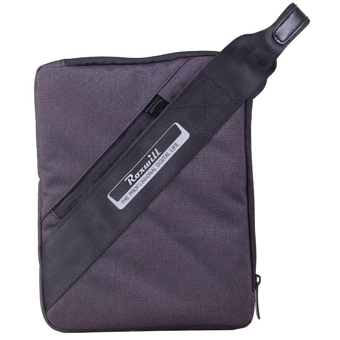 Roxwill Z10 чехол для планшета до 10, Black сумка для фотоаппарата roxwill neo10 grey