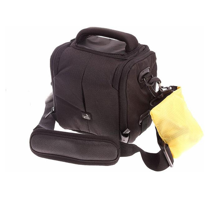 Roxwill N20, Black чехол для фото- и видеокамер roxwill dc60 black cумка для ноутбука 15 6