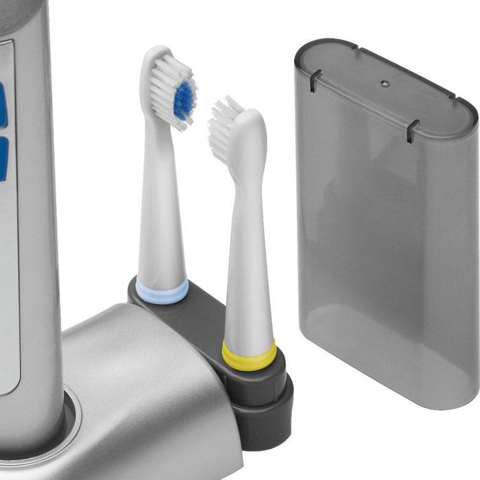 AEG EZS 5664, Grayэлектрическая зубная щетка AEG