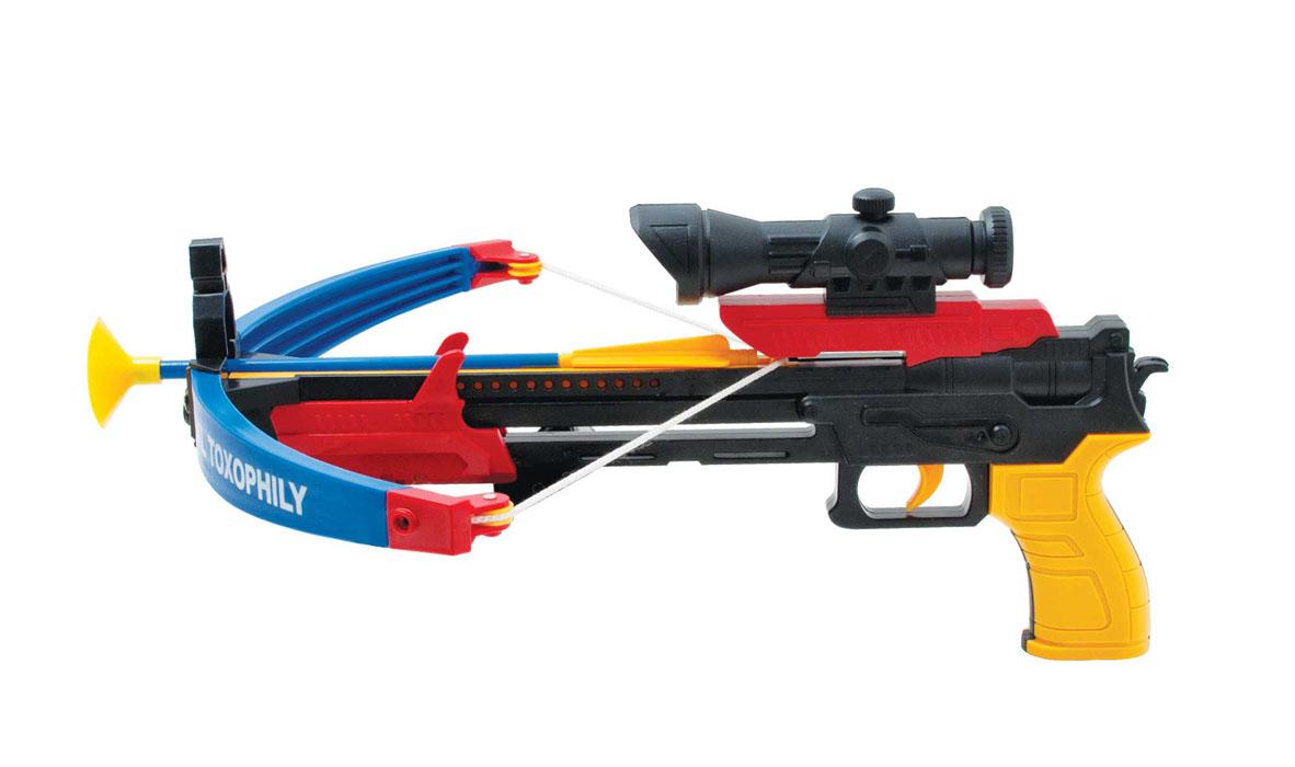 Игрушечный арбалет «Стрела» АК-10