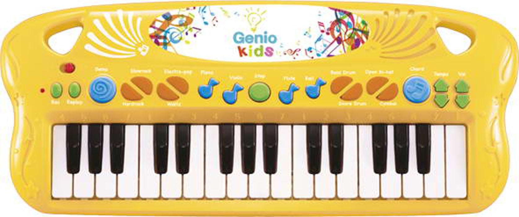 Синтезатор, Genio Kids
