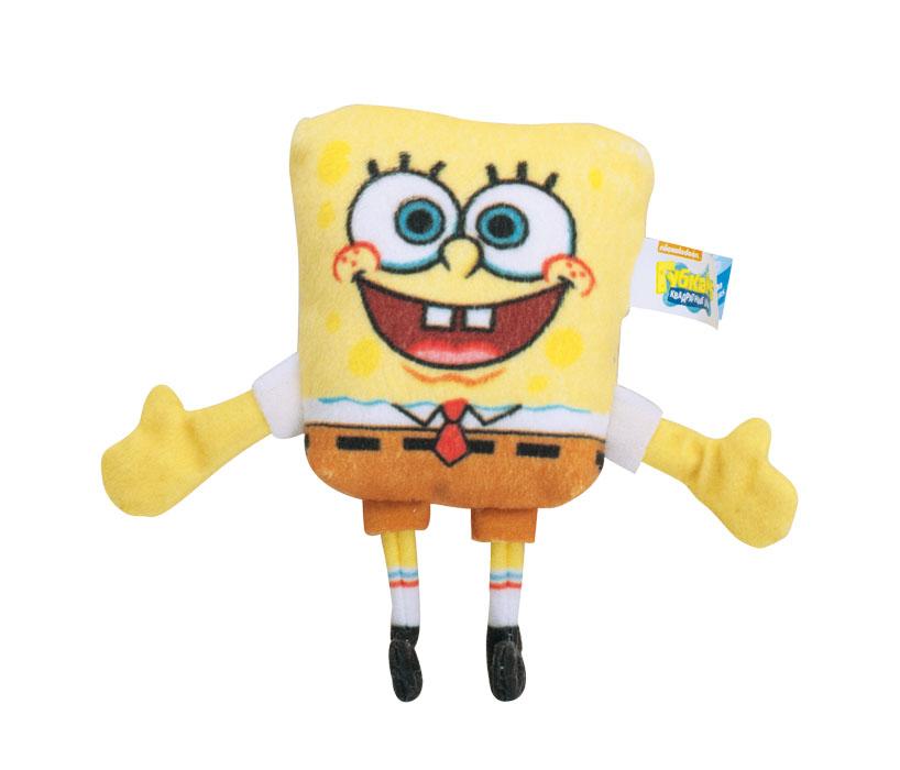 Мягкая игрушка для ванны Губка Боб