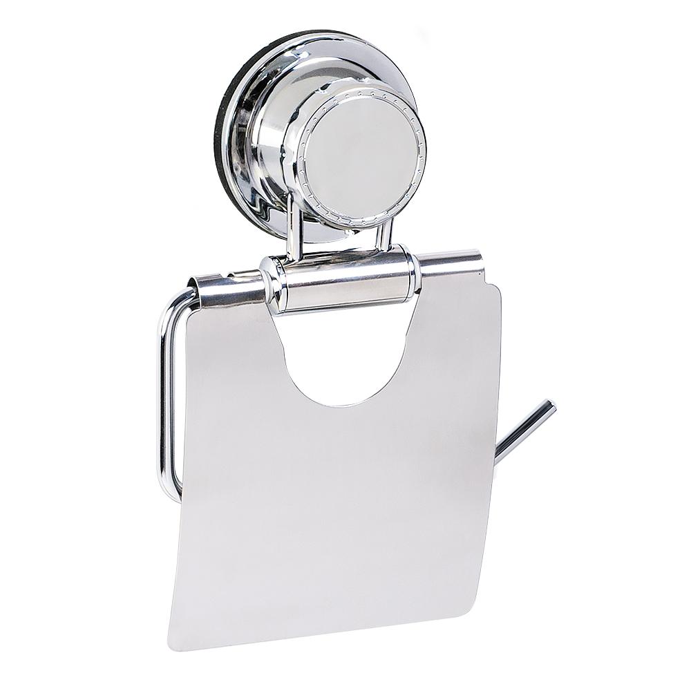 Держатель для туалетной бумаги Tatkraft Ludvig, 13,5 см х 4,5 см х 18,5 см держатель для освежителя воздуха tatkraft mega lock