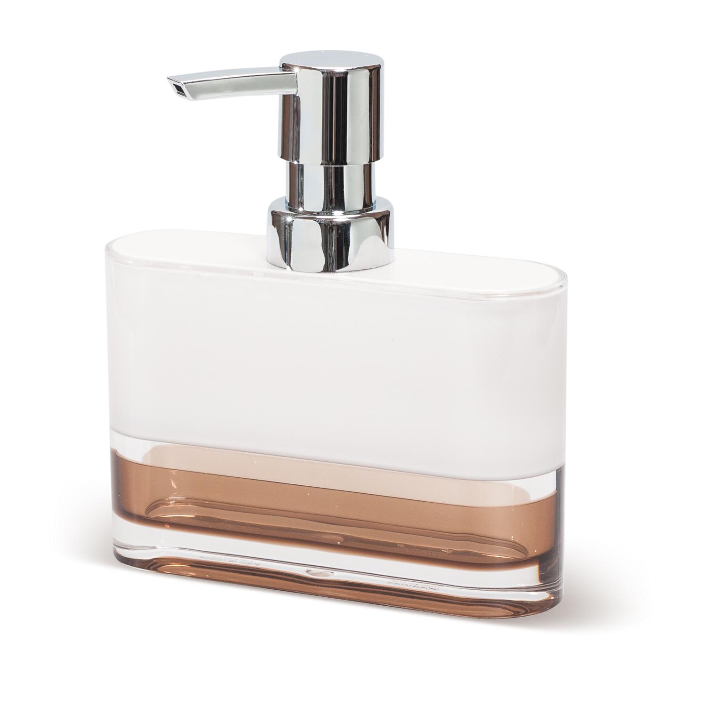 Дозатор для жидкого мыла Tatkraft Smoky Topaz12646