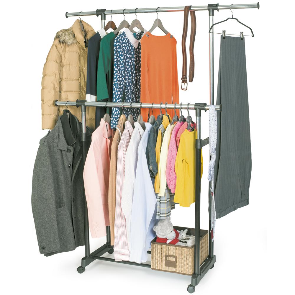 вешалки гардеробные напольные для одежды фото вид
