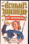 Андрей Конев. Настольная энциклопедия для мальчиков. Мир увлечений 100x150
