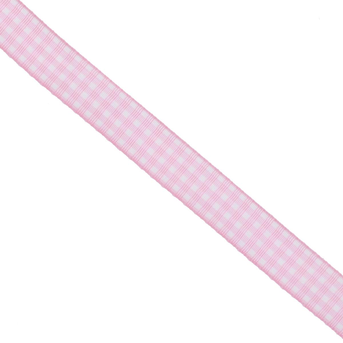 Лента декоративная Brunnen, цвет: розовый, ширина 1,5 см, длина 2 м834113-26\STWДекоративная лента Brunnen, изготовленная из текстиля, предназначена для оформления цветочных букетов, подарочных коробок, пакетов. Кроме того, она с успехом применяется для художественного оформления витрин, праздничного оформления помещений, изготовления искусственных цветов. Ее также можно использовать для творчества в различных техниках, таких как скрапбукинг, оформление аппликаций, для украшения фотоальбомов, подарков, конвертов, фоторамок, открыток и т.д.Ширина ленты: 1,5 см.Длина ленты: 2 м.