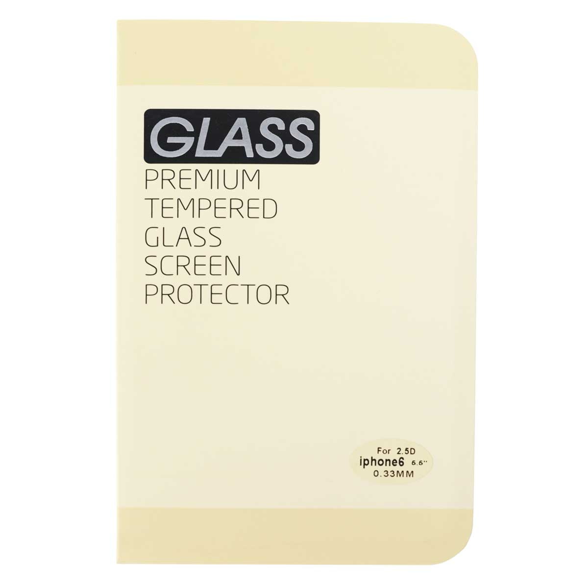 Liberty Project Tempered Glass защитное стекло для iPhone 6 Plus, Clear (0,33 мм)