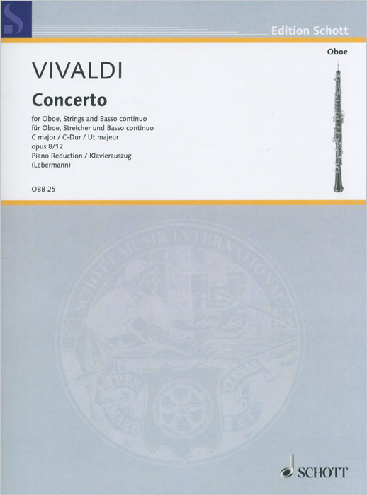 Antonio Vivaldi Antonio Vivaldi: Concerto C Major for Oboe, String and Basso Continuo laptop motherboard for hp 686928 001 m6 1000 series la 8713p system mainboard fully tested and working well with cheap shipping
