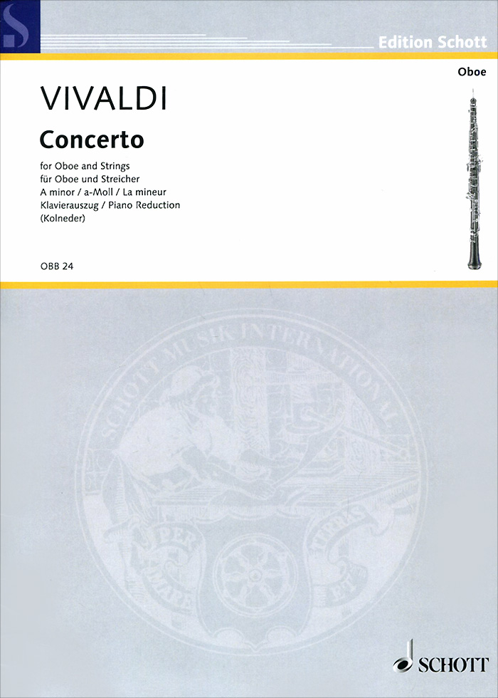 Antonio Vivaldi Antonio Vivaldi: Concerto A Minor for Oboe and Strings laptop motherboard for hp 686928 001 m6 1000 series la 8713p system mainboard fully tested and working well with cheap shipping