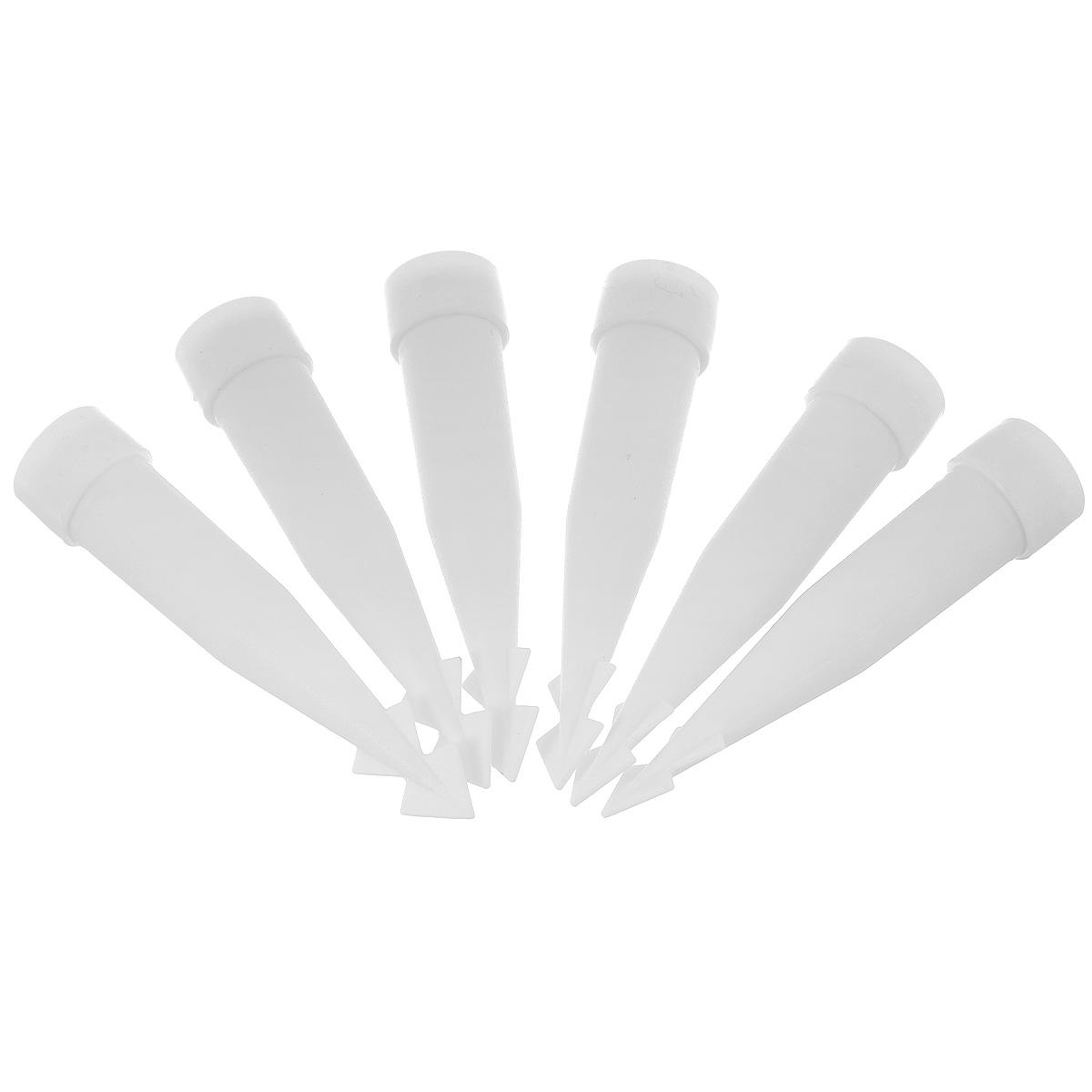 Клин-держатель для живых цветов на торте Wilton, 6 шт кир булычев клин клином
