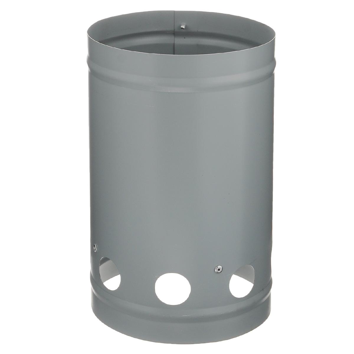 Емкость для розжига углей Premier, 17 х 28 смBA081067Емкость Premier заполняется углем, обкладывается бумагой и поджигается. Готовность углей для использования определяется по внешнему виду: они должны раскалиться докрасна и покрыться пеплом. Тогда их можно пересыпать в мангал.