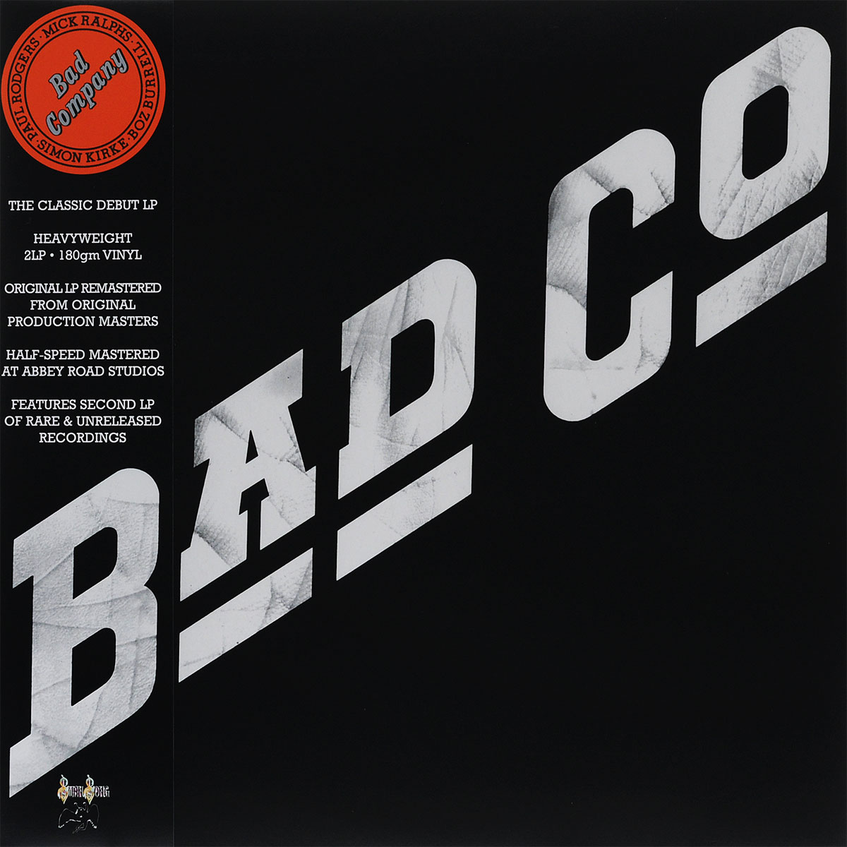 Bad Company Bad Company. Bad Company (2 LP) bad company bad company rock n roll fantasy the very best of bad company 2 lp