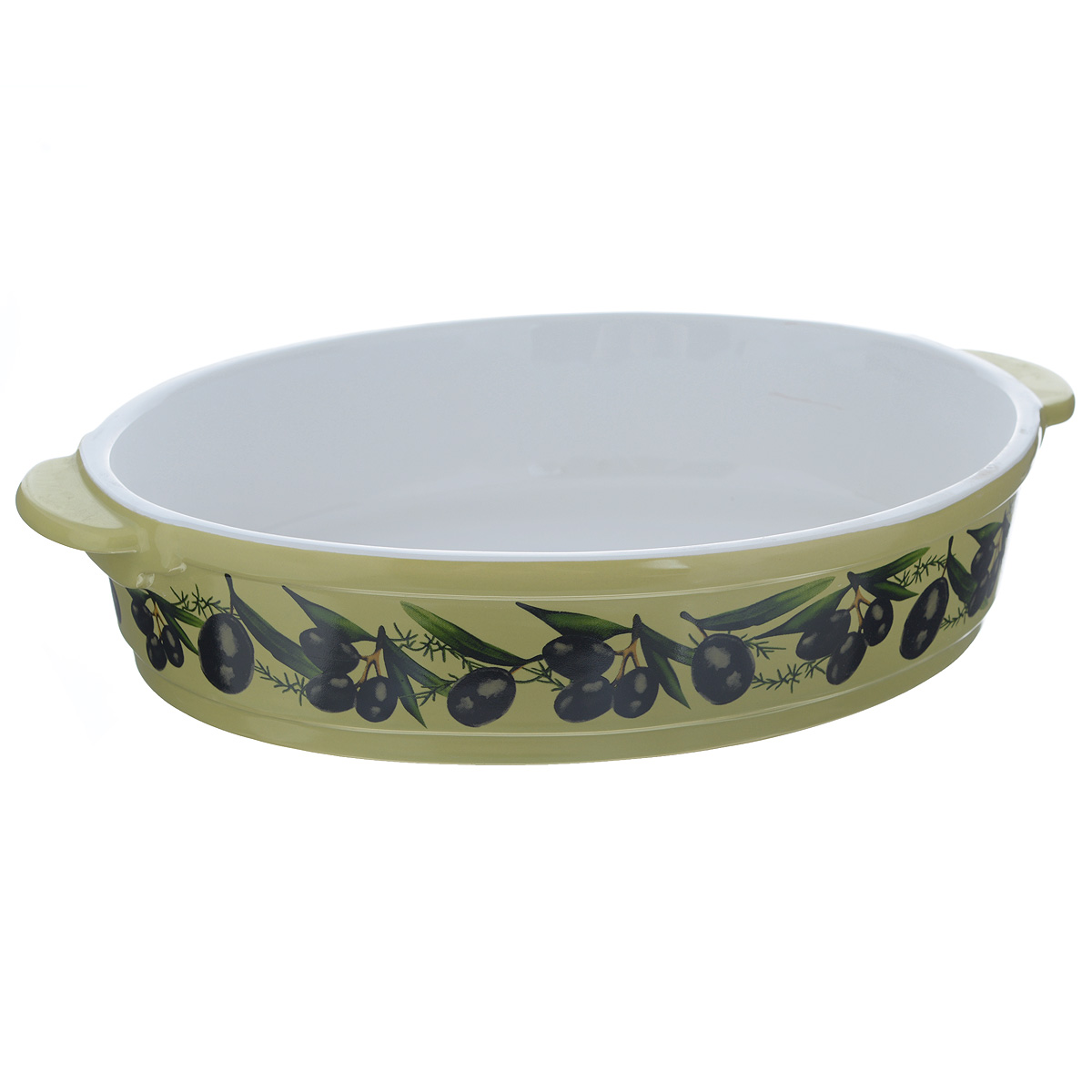 Форма для запекания Едим Дома Тоскана, овальная, 31 х 25 см форма для запекания едим дома прованс овальная 31 см х 25 см