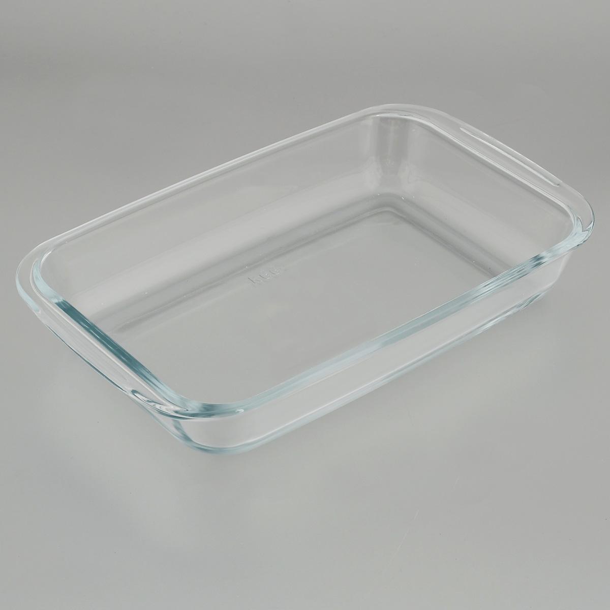 Форма для запекания Едим Дома, прямоугольная, 23 см х 15 смPV7Прямоугольная форма для запекания Едим Дома изготовлена из жаропрочного стекла, которое выдерживает температуру до +450°С. Форма предназначена для приготовления горячих блюд. Оснащена двумя ручками. Материал изделия гигиеничен, прост в уходе и обладает высокой степенью прочности. Форма идеально подходит для использования в духовках, микроволновых печах, холодильниках и морозильных камерах. Также ее можно использовать на газовых плитах (на слабом огне) и на электроплитах. Можно мыть в посудомоечной машине.Внутренний размер формы: 19,5 см х 15 см.Внешний размер формы (с учетом ручек): 23 см х 15 см. Высота стенки формы: 4 см.