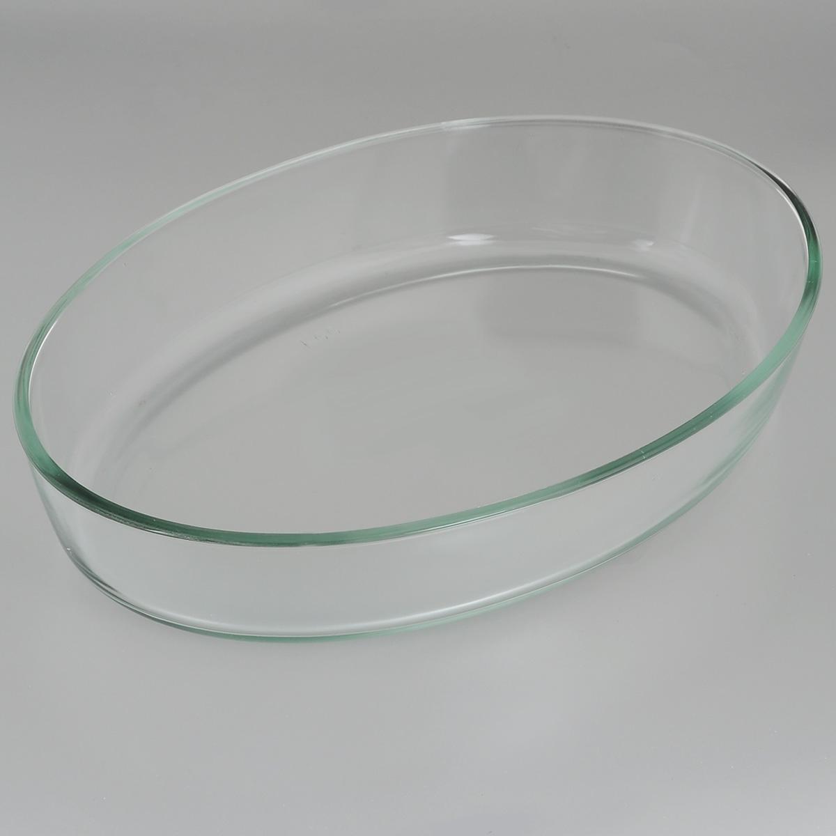 Форма для запекания Mijotex, овальная, 39 см х 27 смPL9Овальная форма для запекания Mijotex изготовлена из жаропрочного стекла, которое выдерживает температуру до +450°С. Форма предназначена для приготовления горячих блюд. Материал изделия гигиеничен, прост в уходе и обладает высокой степенью прочности. Форма идеально подходит для использования в духовках, микроволновых печах, холодильниках и морозильных камерах. Также ее можно использовать на газовых плитах (на слабом огне) и на электроплитах. Можно мыть в посудомоечной машине.Размер формы (по верхнему краю): 39 см х 27 см.Высота стенки формы: 6 см.