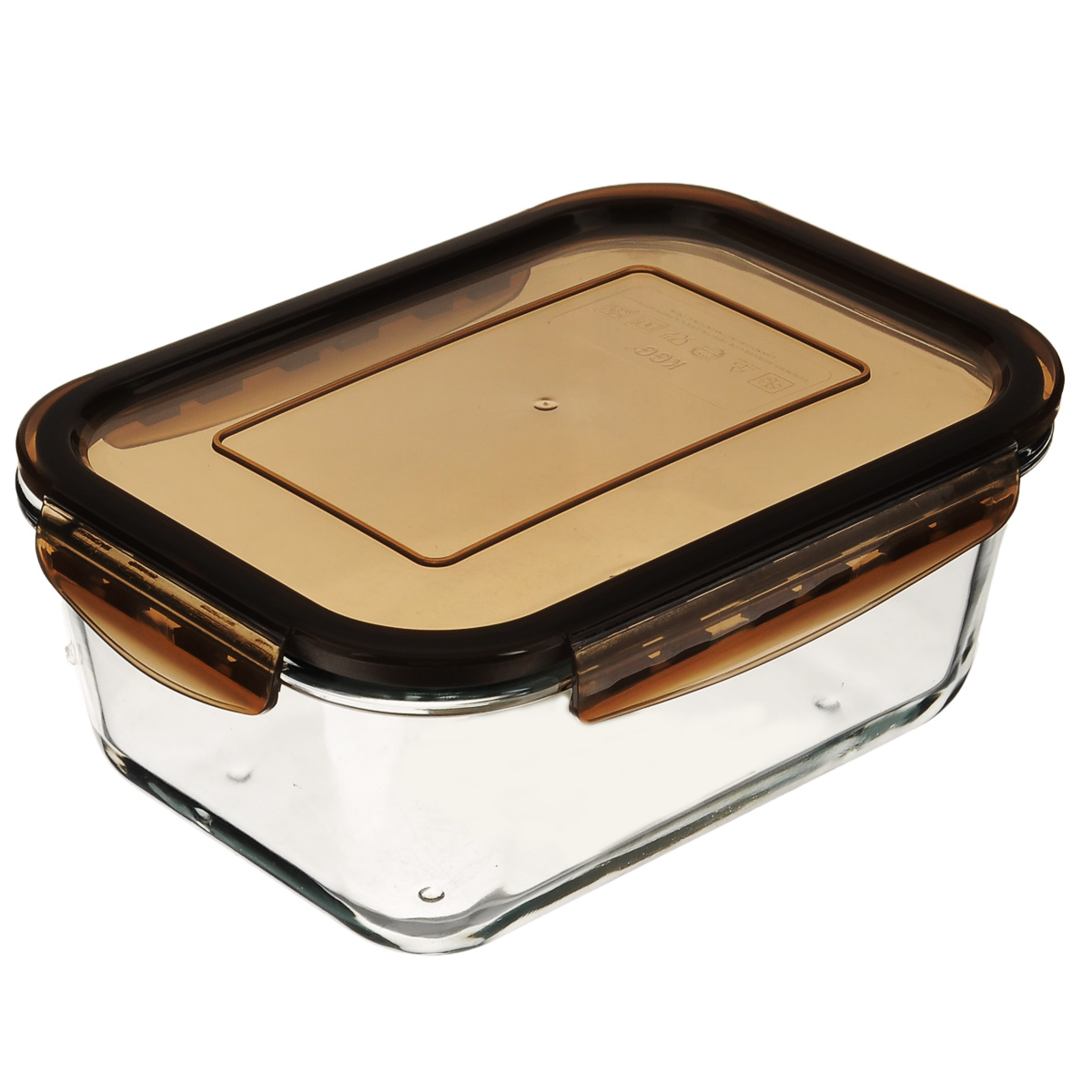 Форма для запекания Mijotex с крышкой, прямоугольная, цвет: коричневый, 21 см х 15 смLRE3CПрямоугольная форма для запекания Mijotex изготовлена из жаропрочного стекла, которое выдерживает температуру до +450°С. Форма предназначена для приготовления горячих блюд. Оснащена герметичной пластиковой крышкой с силиконовым уплотнителем для хранения продуктов. Материал изделия гигиеничен, прост в уходе и обладает высокой степенью прочности. Форма (без крышки) идеально подходит для использования в духовках, микроволновых печах, холодильниках и морозильных камерах. Также ее можно использовать на газовых плитах (на слабом огне) и на электроплитах. Можно мыть в посудомоечной машине.Размер формы (по верхнему краю): 21 см х 15 см.Высота стенки формы: 9 см.