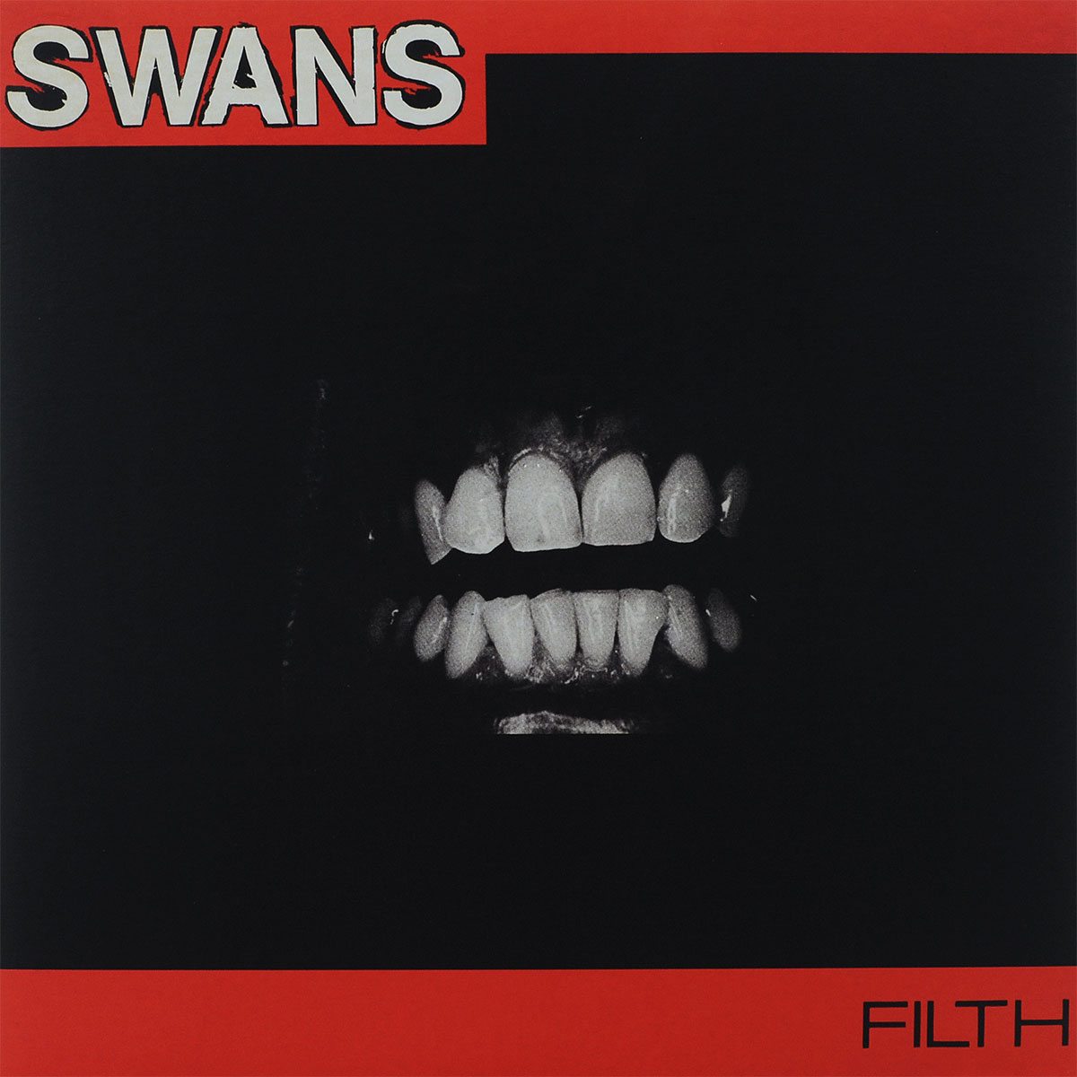 Swans Swans. Filth. Remastered Edition (LP) the four swans