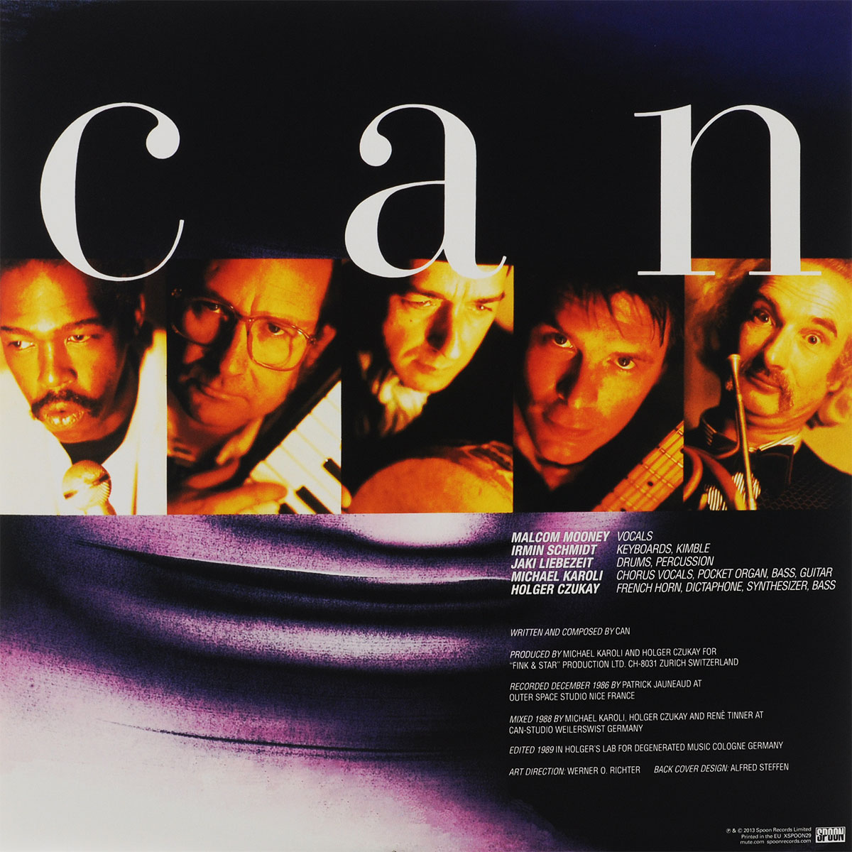 Can.  Rite Time.  Remastered Edition (LP) Волтэкс-инвест,Spoon Records
