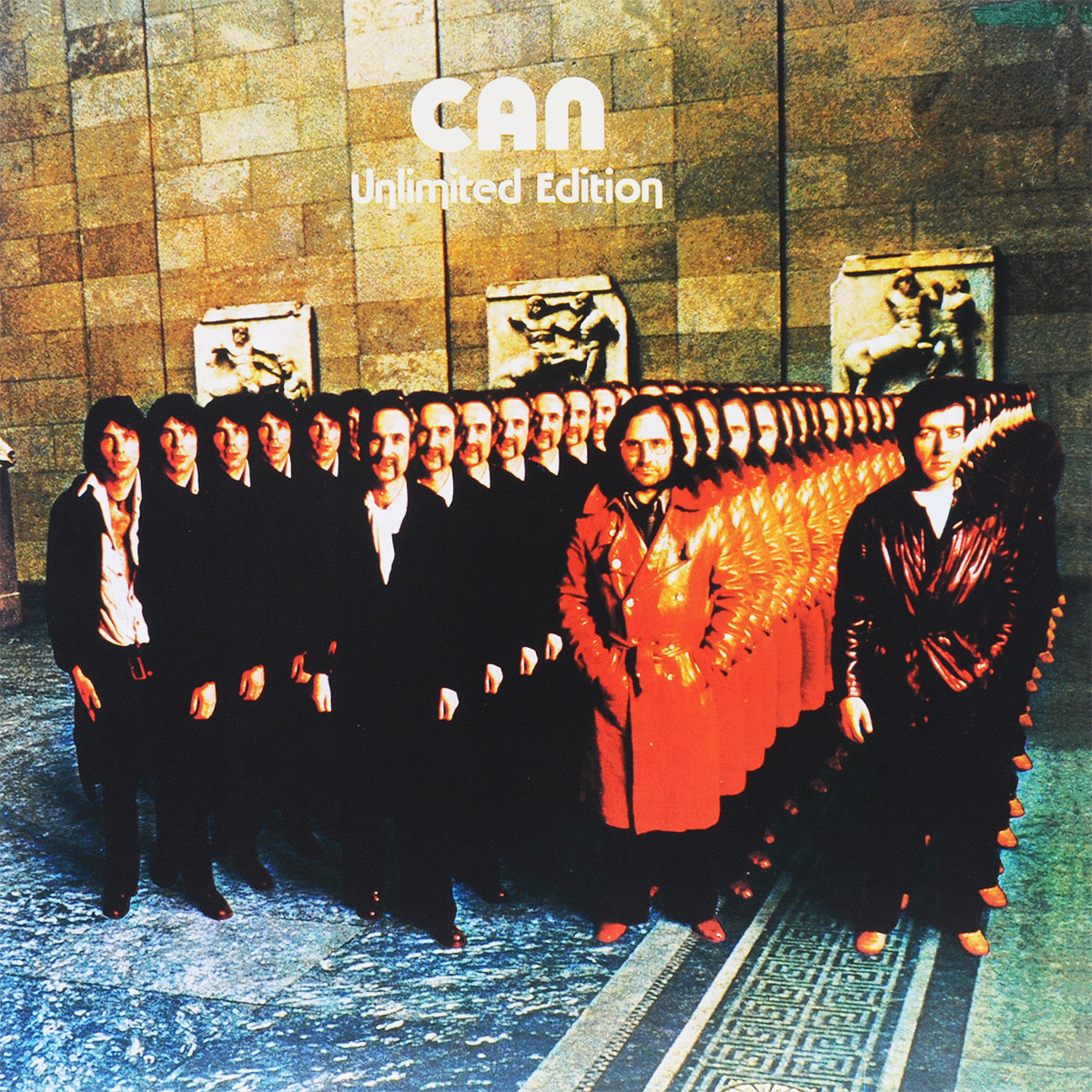 Can Can. Can. Remastered Unlimited Edition (2 LP) kollektion 04 b lp