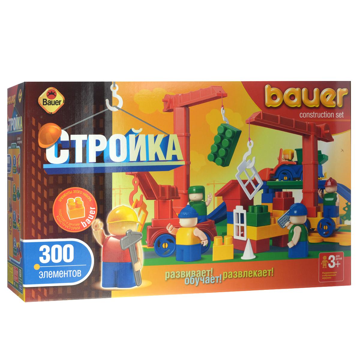 Bauer Конструктор Стройка 204
