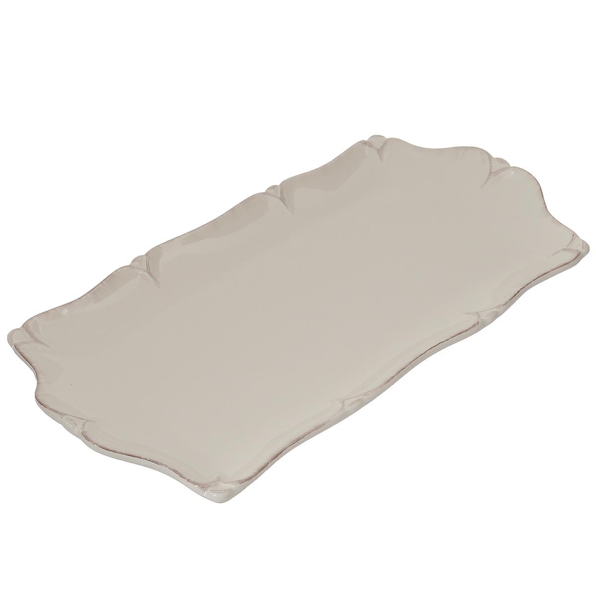 Набор блюд для нарезки Lillo Ideal, цвет: белый, 27,5 х 14 х 2,5 см, 2 предмета214209Блюдо для нарезки Lillo Ideal, изготовленное из высококачественной керамики, оформлено рельефным краем.Такое блюдо сочетает в себе изысканный дизайн с максимальной функциональностью. Оригинальность оформления придется по вкусу тем, кто предпочитает утонченность и изящность. Красивое блюдо украсит сервировку вашего стола и подчеркнет прекрасный вкус хозяйки, а также станет отличным подарком.Размер: 27,5 см х 14 см х 2,5 см.