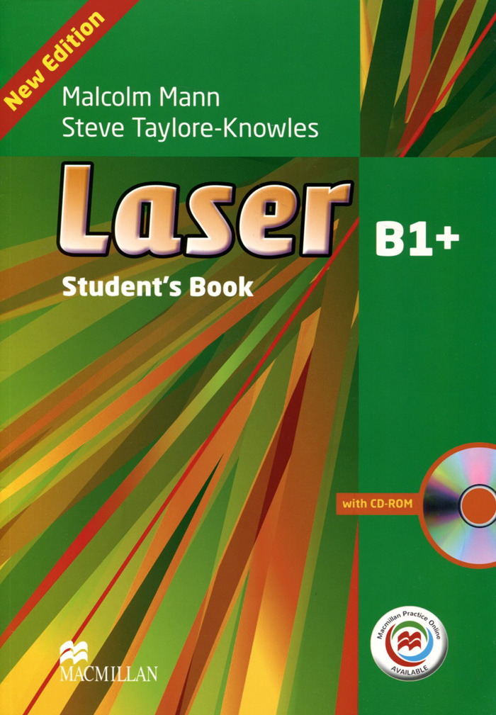Laser B1+: Student Book (+ CD-ROM) plus extra beginners student s book cd rom