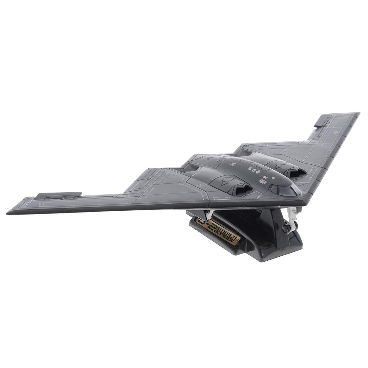 MotorMax Самолет Northrop Grumman B-2 Spirit - Транспорт, машинки
