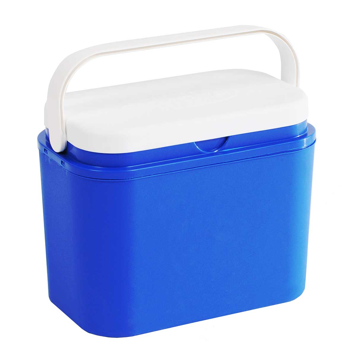 Контейнер изотермический Atlantic Cool Box, цвет: синий, 10 л4035Легкий и прочный изотермический контейнер Atlantic Cool Box предназначен для сохранения определенной температуры продуктов во время длительных поездок. Корпус и крышка контейнера изготовлены из высококачественного пластика. Между двойными стенками находится термоизоляционный слой, который обеспечивает сохранение температуры. Крышку можно использовать в качестве столика или подноса. При использовании аккумулятора холода контейнер обеспечивает сохранение продуктов холодными до 12 часов.Температурный режим эксплуатации: от -30°C до +60°C. Контейнер идеально подходит для отдыха на природе, пикников, туристических походов и путешествий. Объем контейнера: 10 л.Размер контейнера: 32 см х 26 см х21 см.