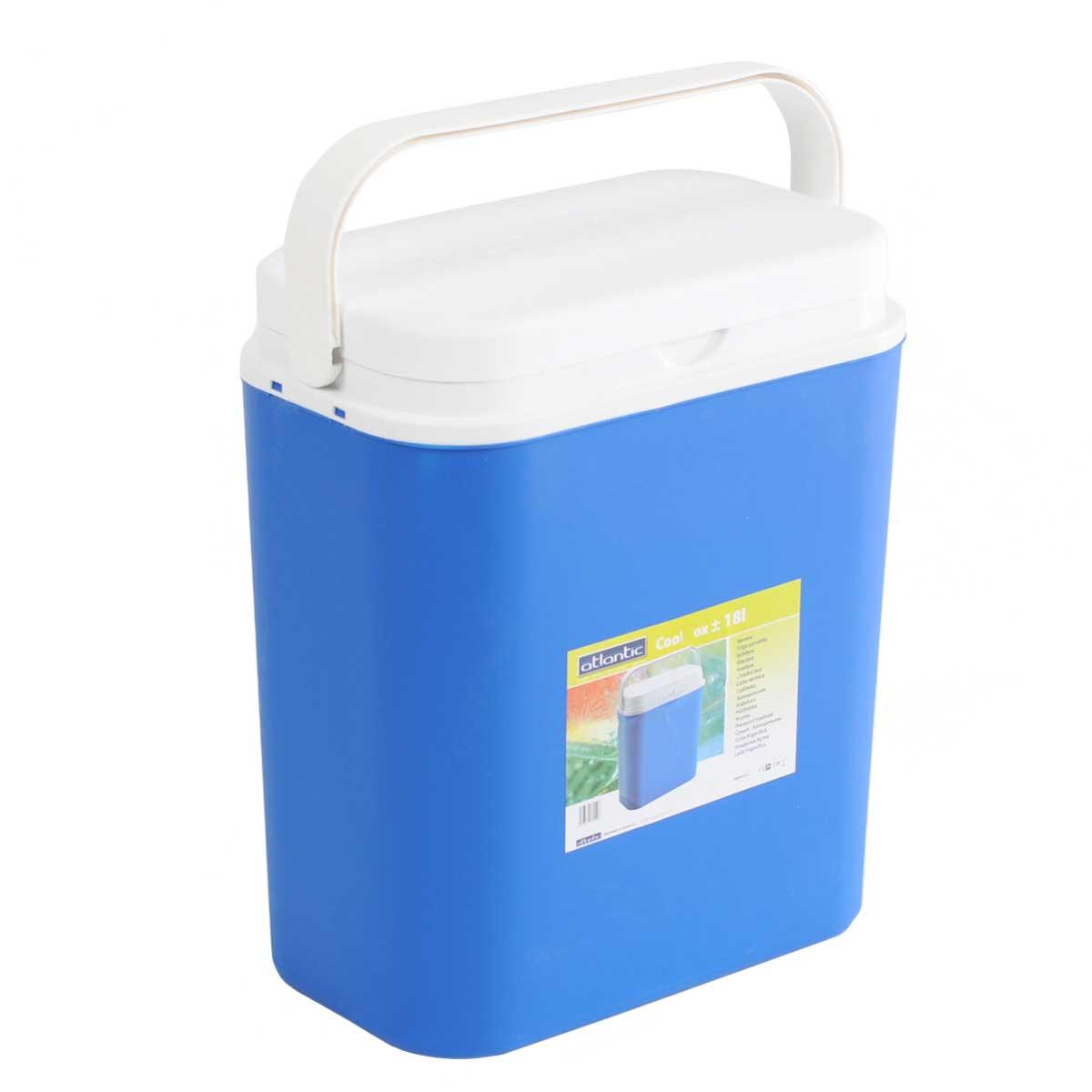 Контейнер изотермический Atlantic Cool Box, цвет: синий, 18 л контейнер термоизоляционный на украине