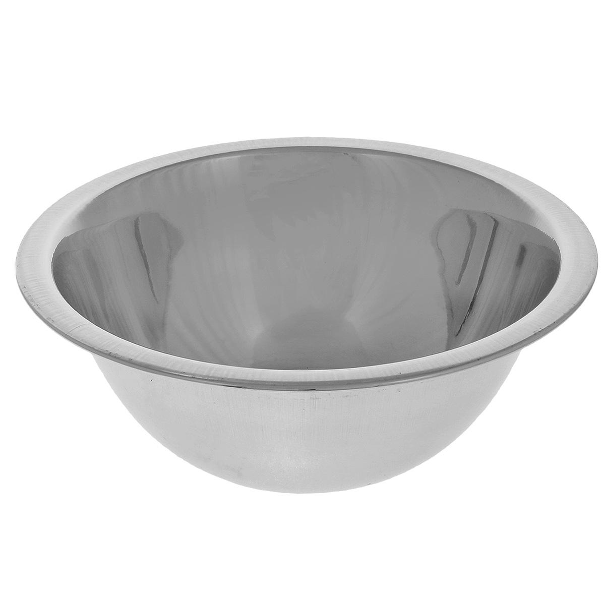 Миска Padia, диаметр 18 см, 750 мл5000-19Миска Padia изготовлена из нержавеющей стали. Удобная посуда прекрасно подойдет для походов и пикников. Прочная, компактная миска легко моется. Отлично подойдет для горячих блюд.Диаметр миски: 17,5 см.Высота миски: 5,5 см.Объем: 750 мл.