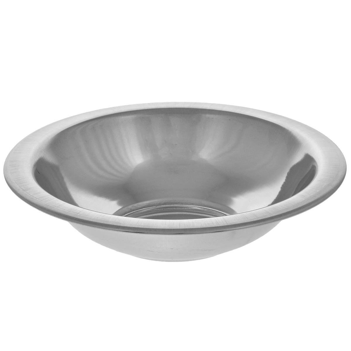 Миска Padia, диаметр 21,5 см5000-02Миска Padia изготовлена из нержавеющей стали. Удобная посуда прекрасно подойдет для походов и пикников. Прочная, компактная миска легко моется. Отлично подойдет для горячих блюд.Диаметр миски: 21,5 см.Высота миски: 4,5 см.