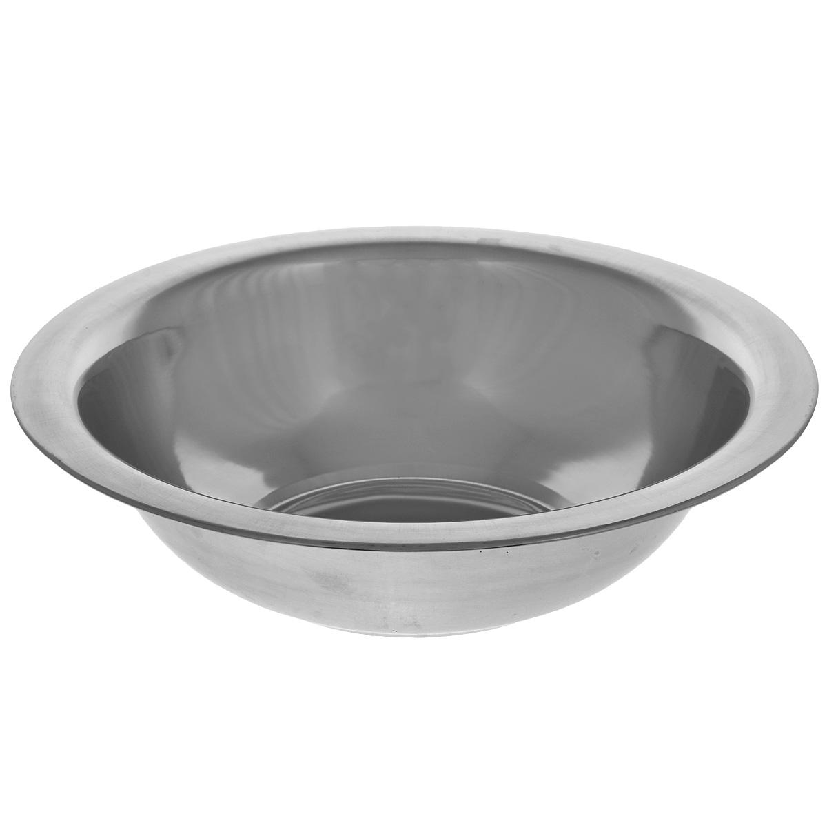 """Миска """"Padia"""" изготовлена из нержавеющей стали. Удобная посуда прекрасно подойдет для походов и пикников. Прочная, компактная миска легко моется. Отлично подойдет для горячих блюд.Диаметр миски: 23,5 см.Высота миски: 6,5 см."""