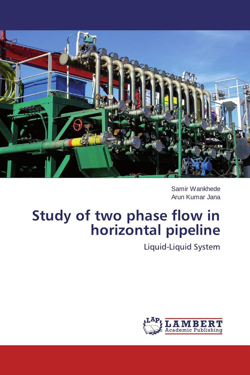 Study of two phase flow in horizontal pipeline controlling of two phase induction machine by supply phase shift