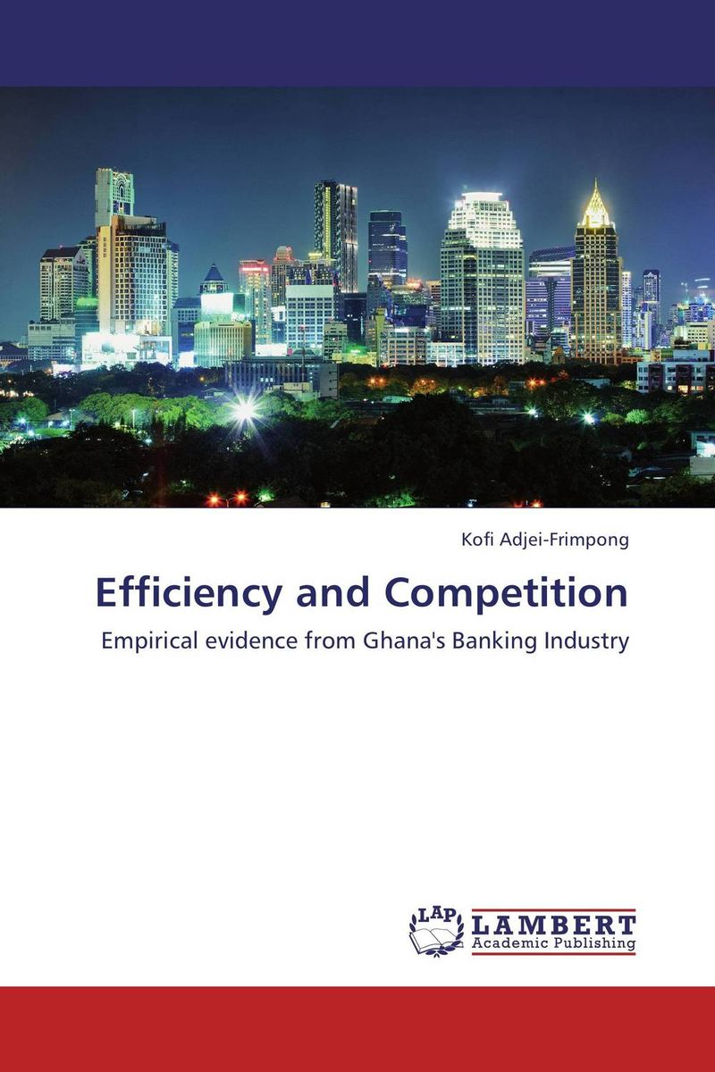 Efficiency and Competition economic efficiency and profitability of islamic bank