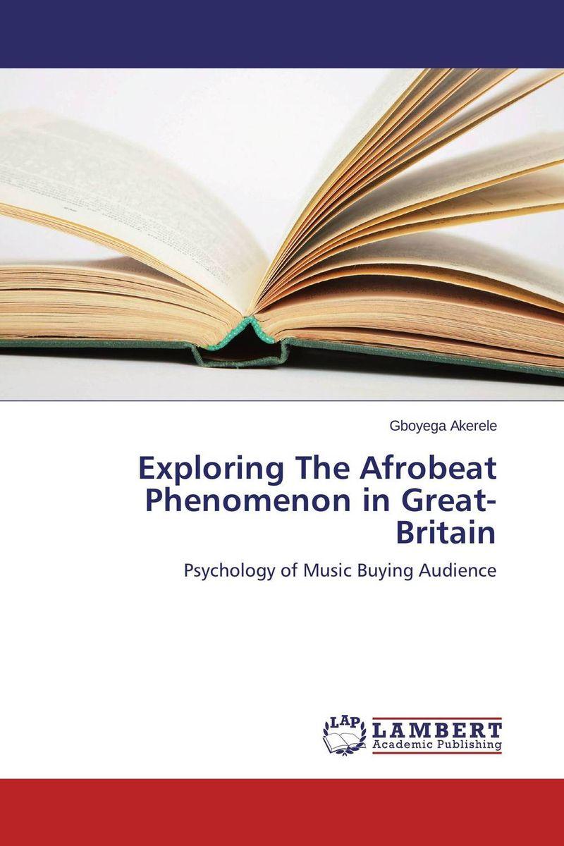 Exploring The Afrobeat Phenomenon in Great-Britain