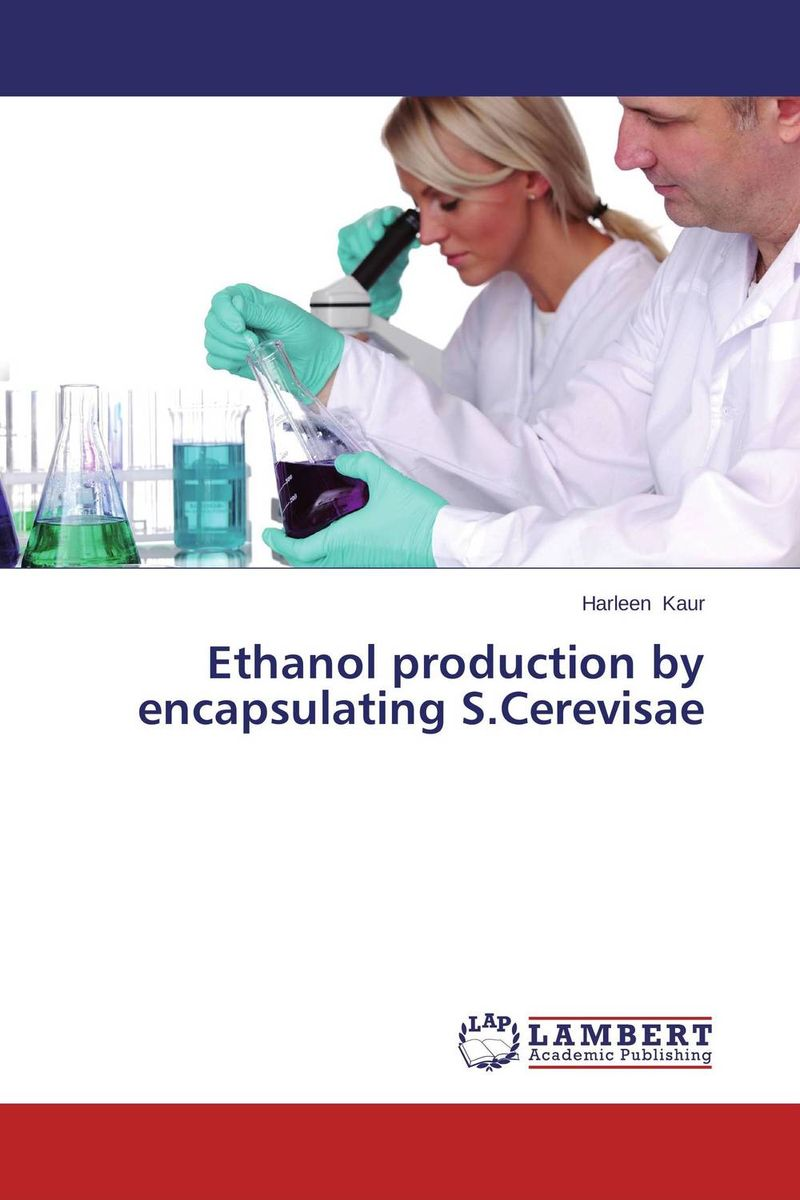 Ethanol production by encapsulating S.Cerevisae fermentation technology