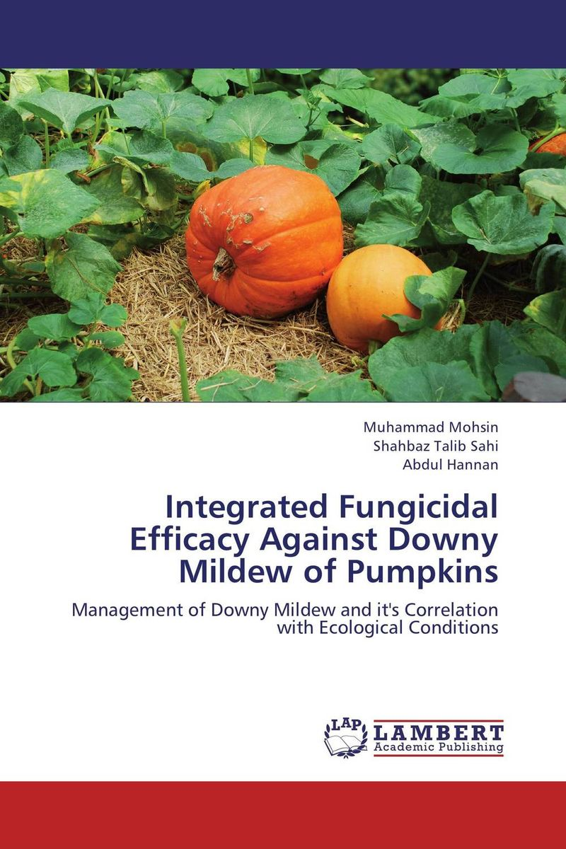 Integrated Fungicidal Efficacy Against Downy Mildew of Pumpkins the efficacy of chemotherapetic agents against paramphistomum in sheep