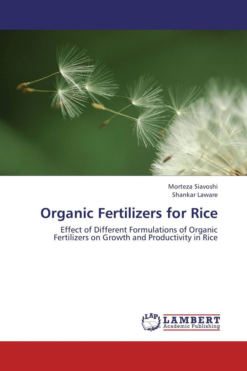 Organic Fertilizers for Rice