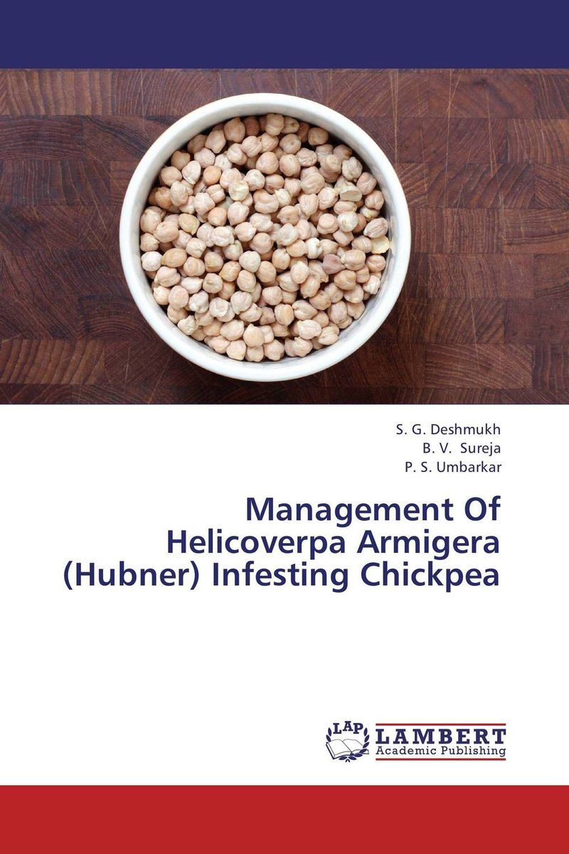 Management Of Helicoverpa Armigera (Hubner) Infesting Chickpea against the grain